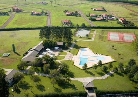 terreno condomínio ninho verde porangaba venda