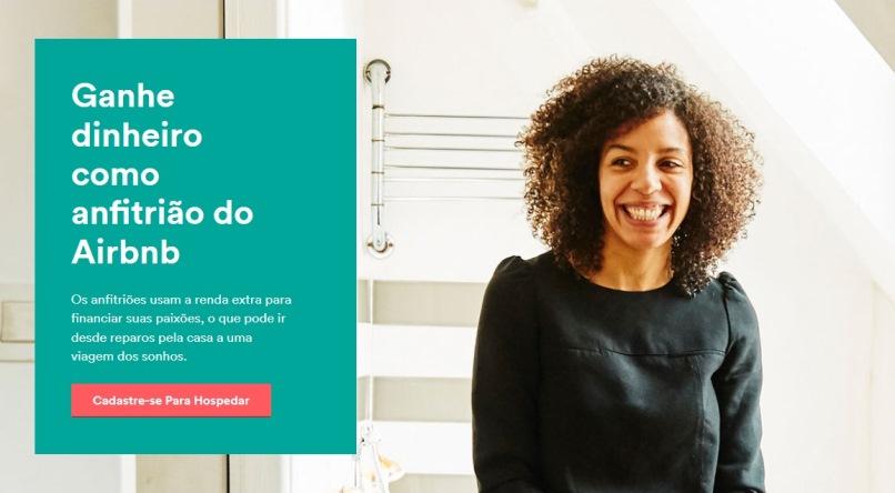 Airbnb ganhar dinheiro alugando casas apartamentos quartos temporada